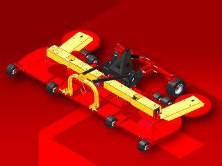 GL6-K/GL8-K mower