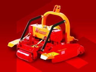 Rotary mower GL2-fix